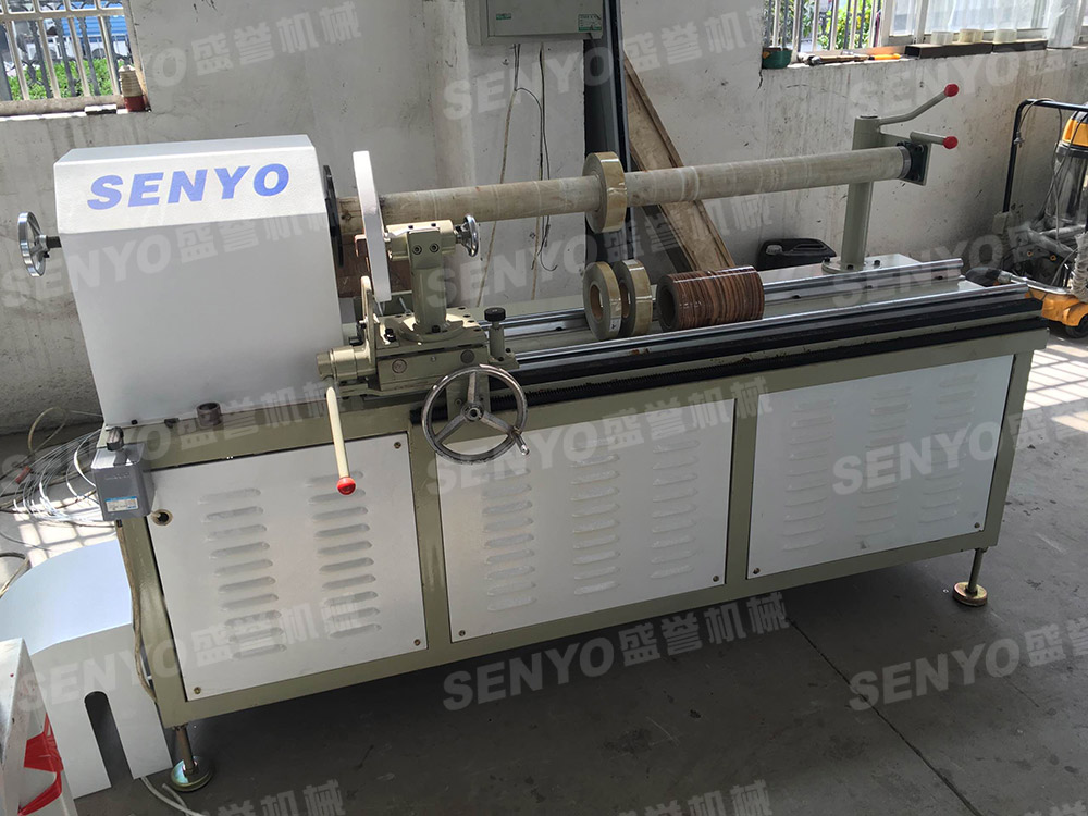 Roll foil Cutting Machine